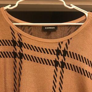 Express sweater.